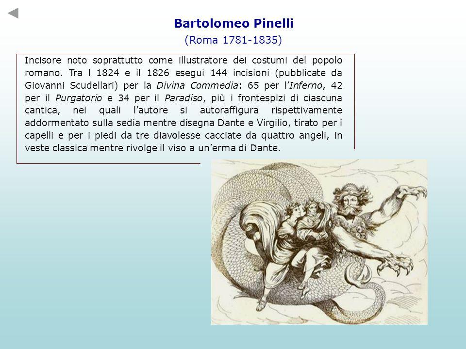 Bartolomeo Pinelli (Roma 1781-1835)