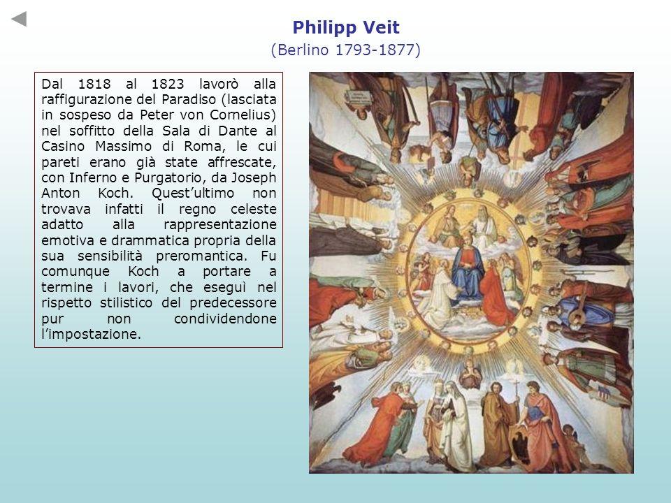 Philipp Veit (Berlino 1793-1877)