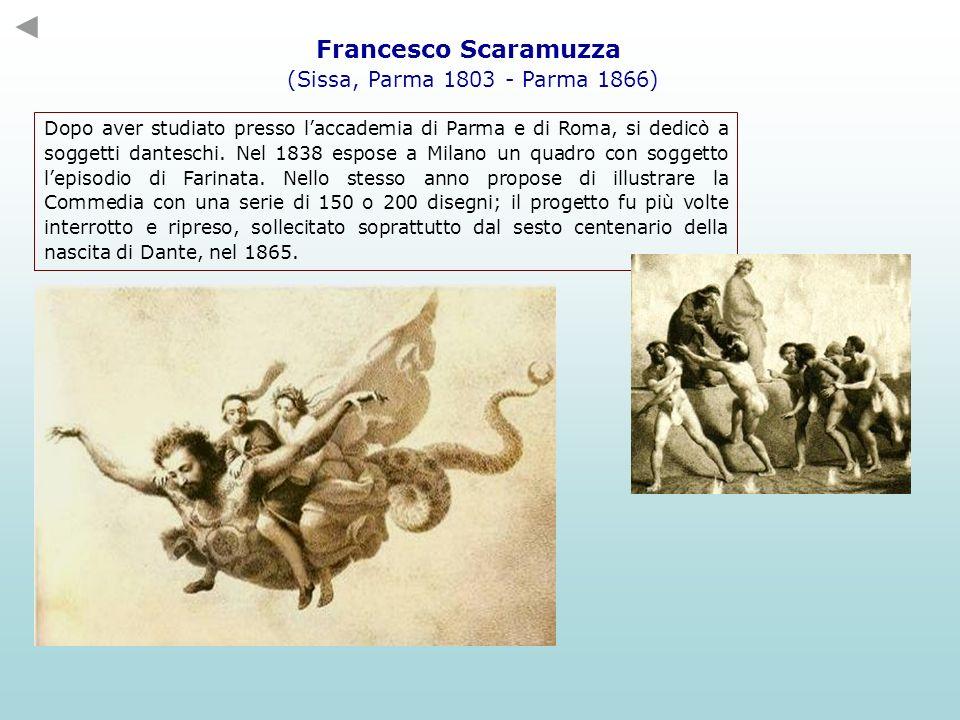 Francesco Scaramuzza (Sissa, Parma 1803 - Parma 1866)