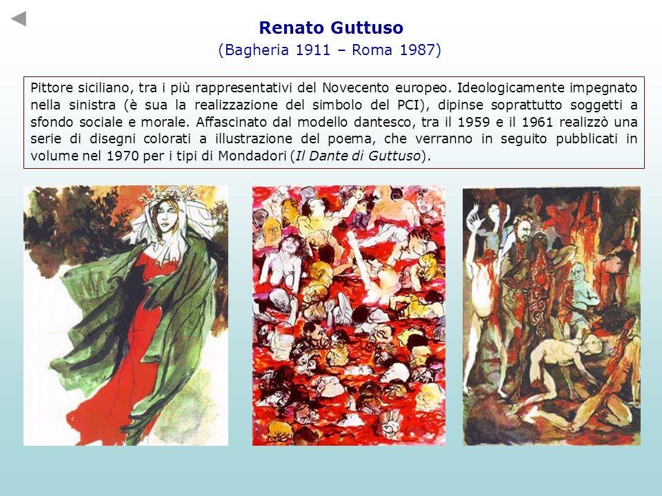 Renato Guttuso (Bagheria 1911 – Roma 1987)
