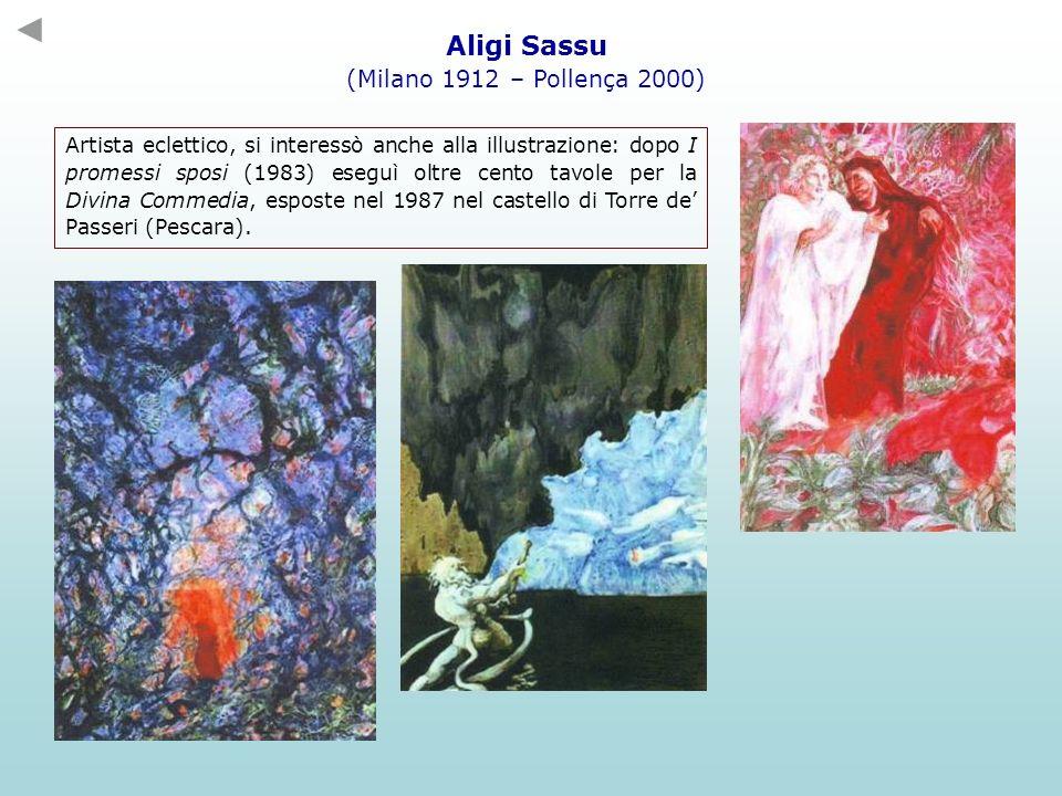 Aligi Sassu (Milano 1912 – Pollença 2000)
