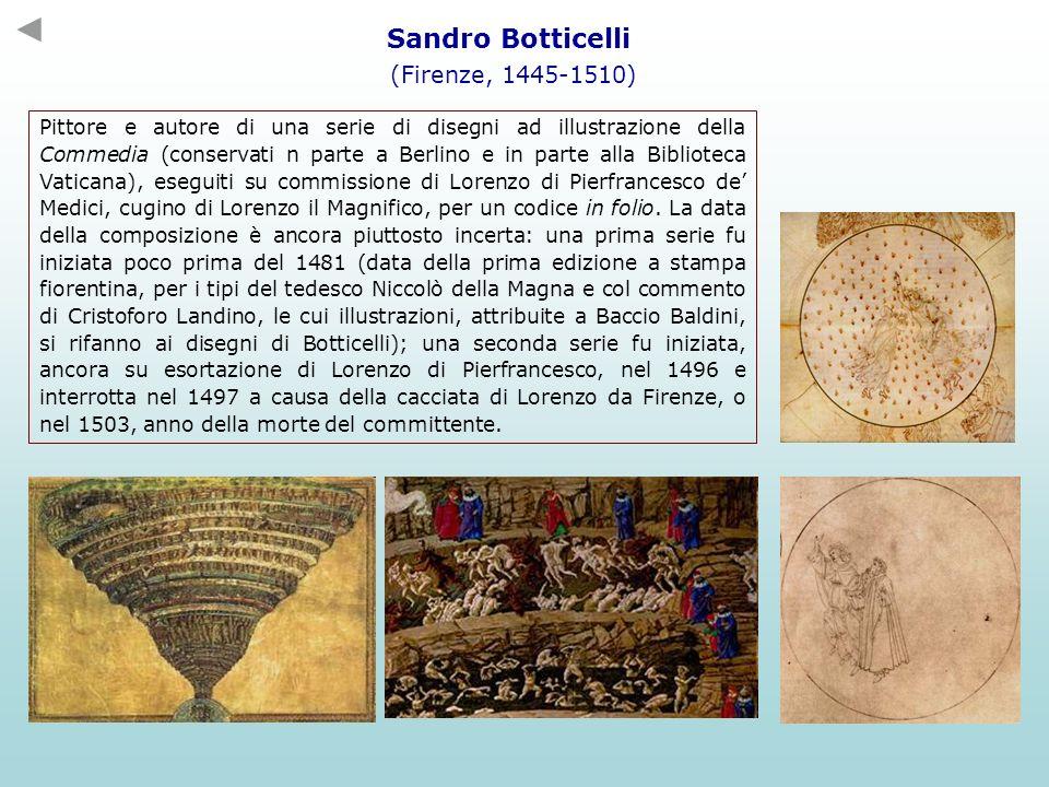 Sandro Botticelli (Firenze, 1445-1510)