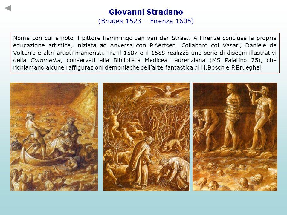 Giovanni Stradano (Bruges 1523 – Firenze 1605)