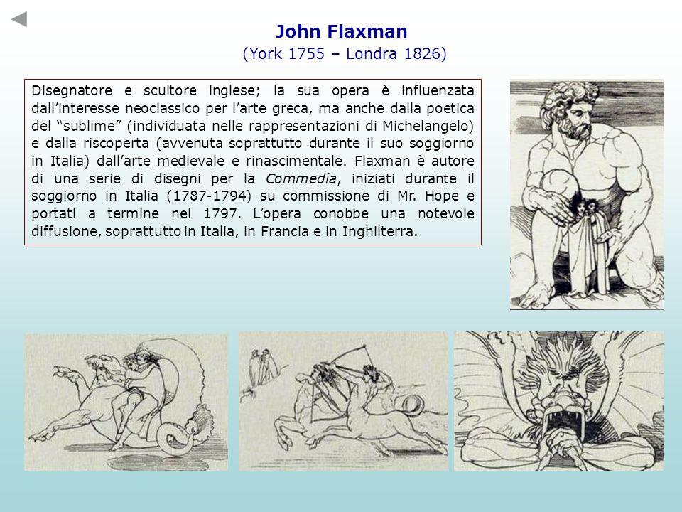 John Flaxman (York 1755 – Londra 1826)