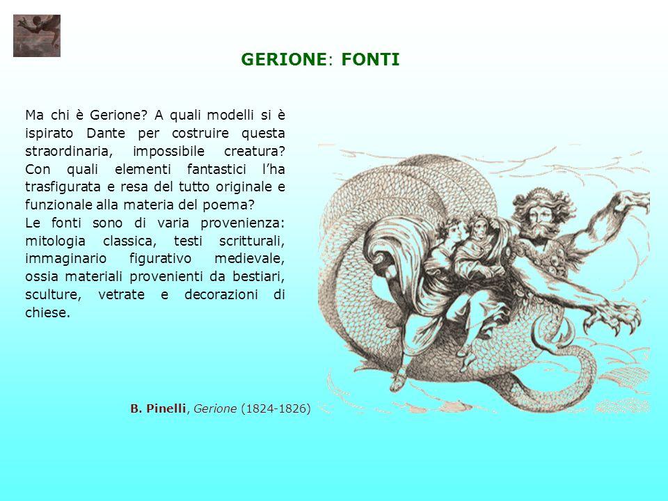 GERIONE: FONTI