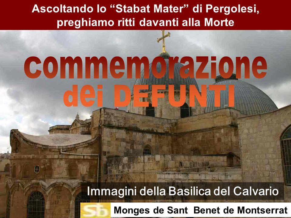 Immagini della Basilica del Calvario
