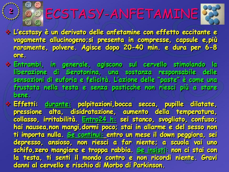 2 ECSTASY-ANFETAMINE.