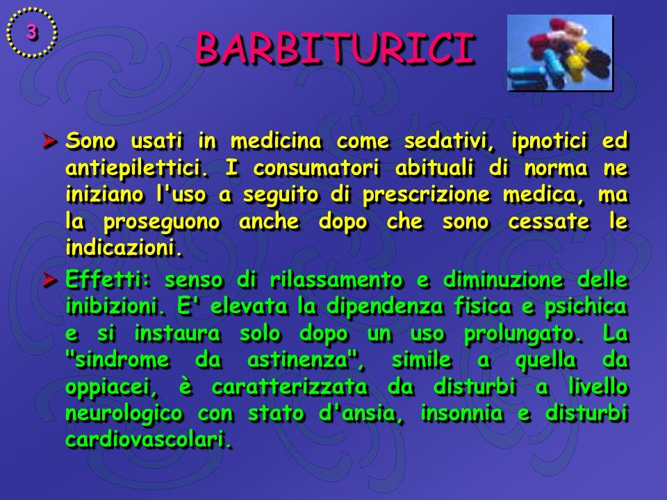 3 BARBITURICI.
