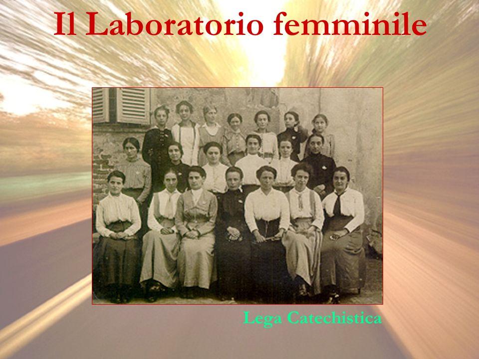 Il Laboratorio femminile