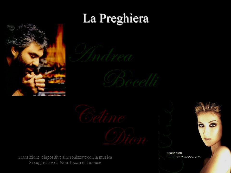 Andrea Bocelli Céline Dion La Preghiera