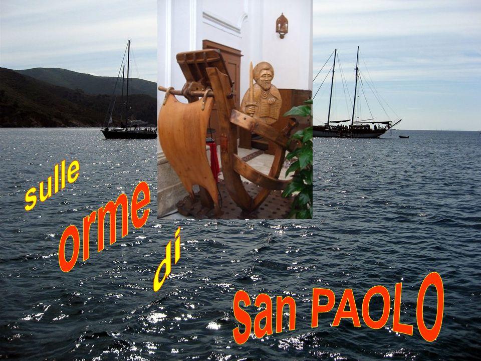 sulle orme di san PAOLO