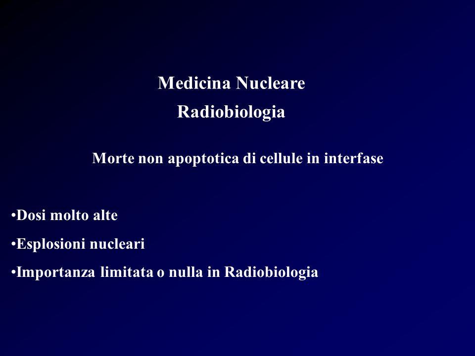 Morte non apoptotica di cellule in interfase