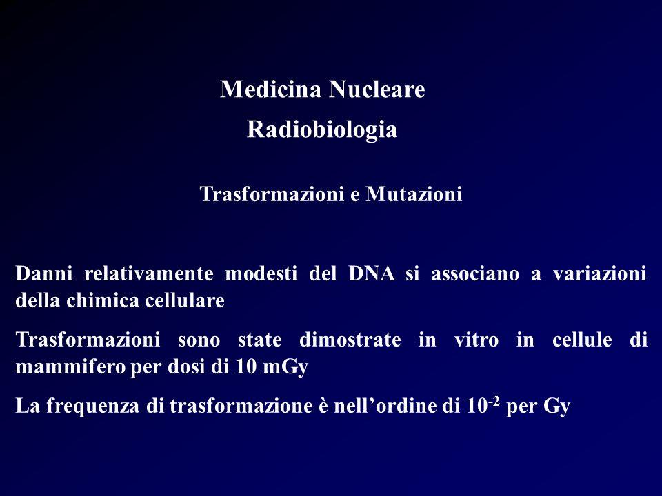 Trasformazioni e Mutazioni