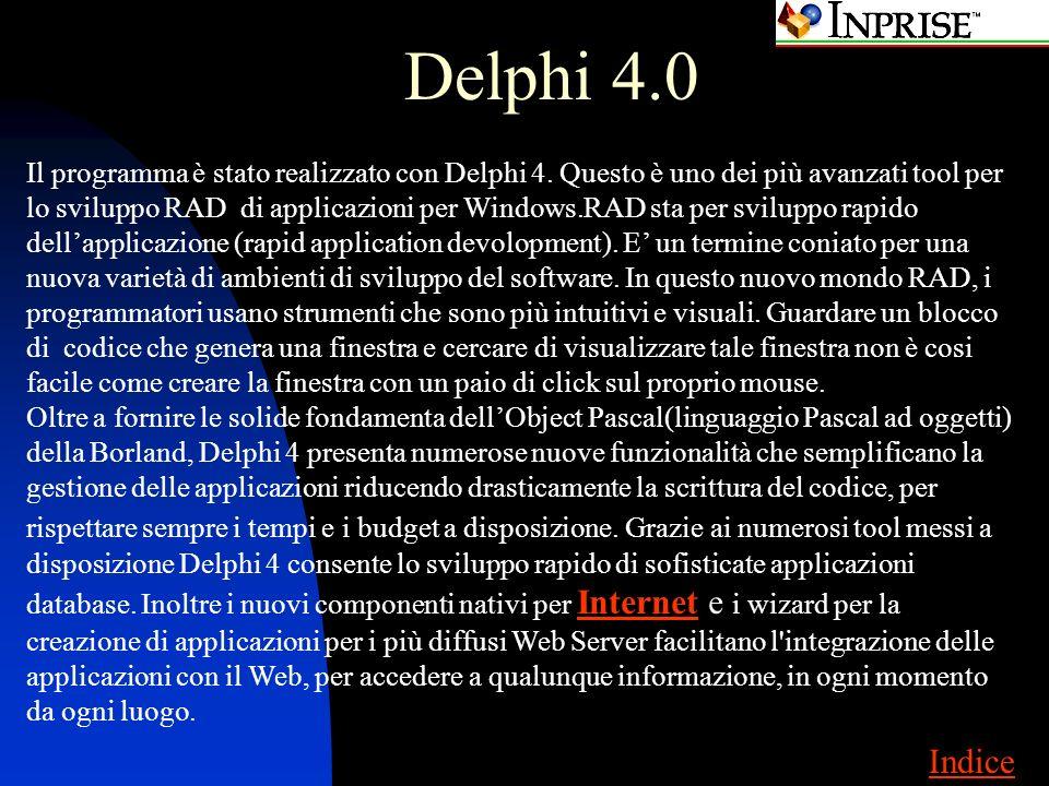Delphi 4.0