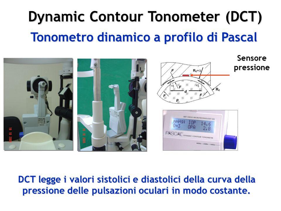 Dynamic Contour Tonometer (DCT)