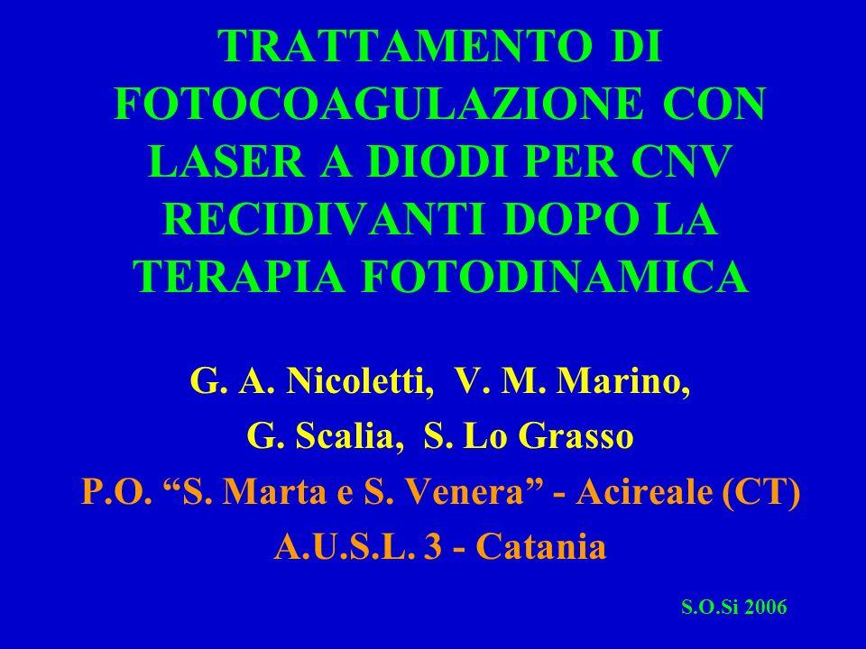 P.O. S. Marta e S. Venera - Acireale (CT)