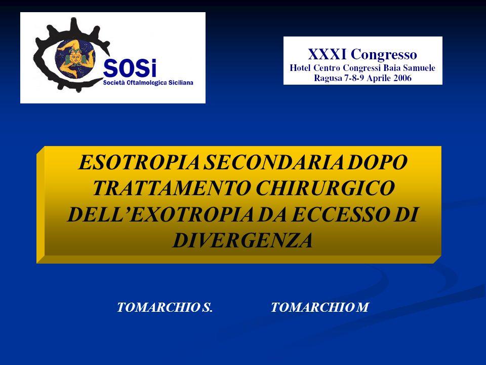 TOMARCHIO S. TOMARCHIO M
