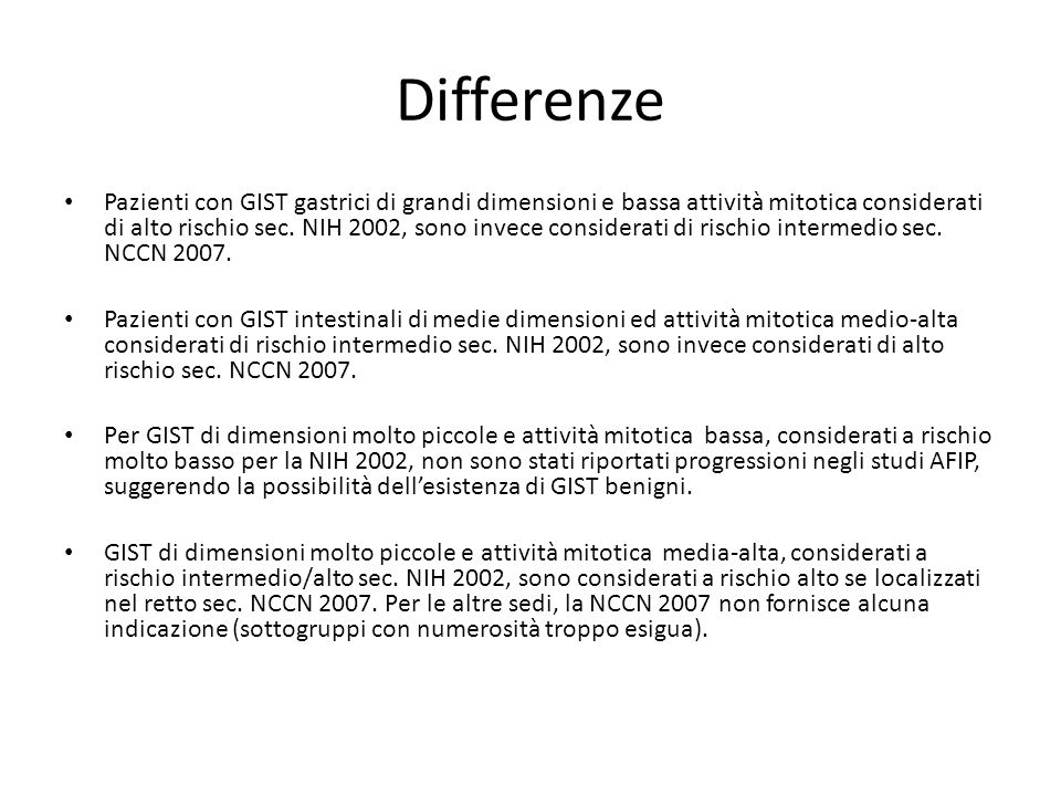 03/03/10 Differenze.