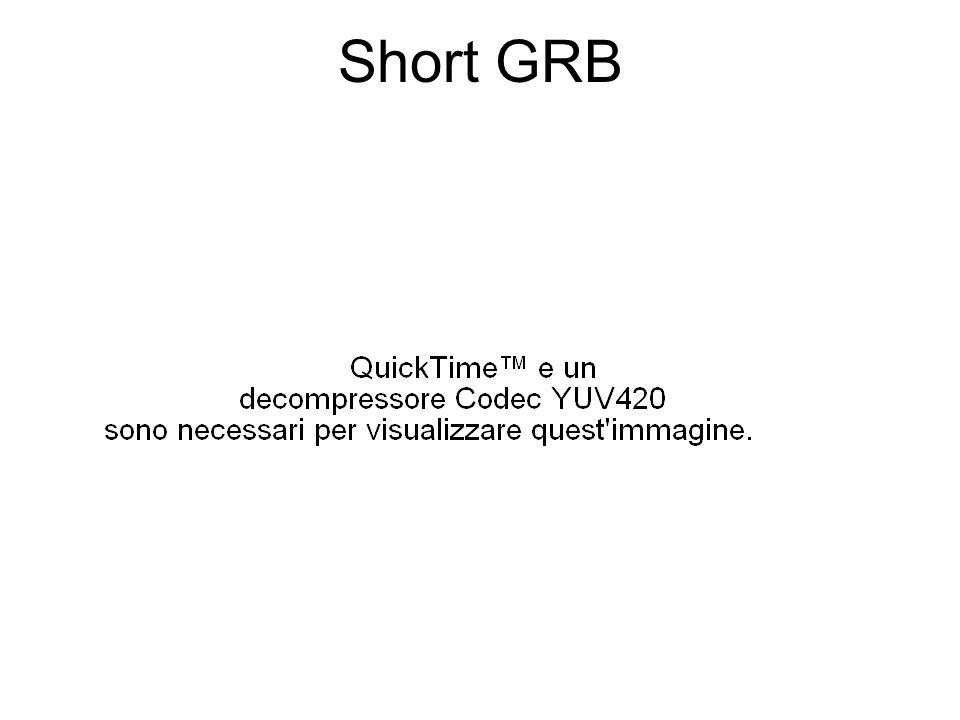 Short GRB