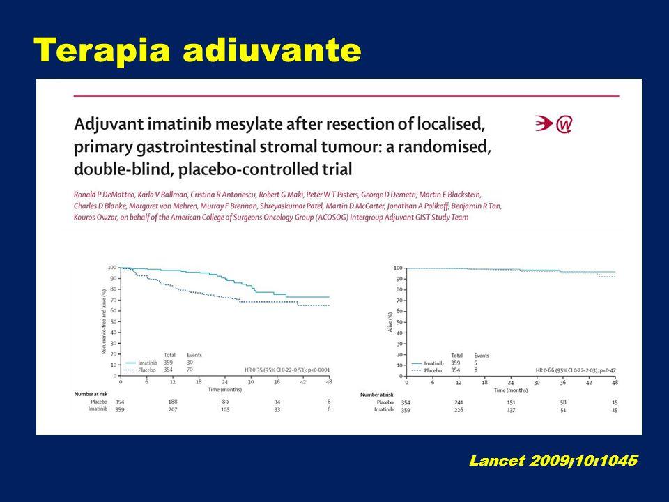 Terapia adiuvante Lancet 2009;10:1045