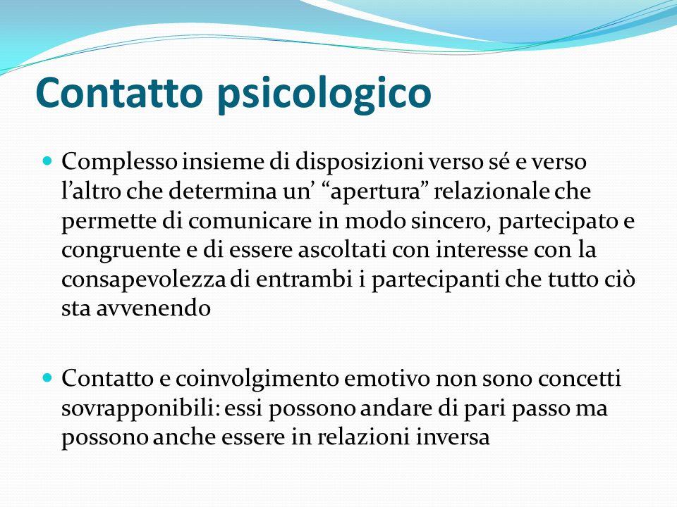 Contatto psicologico