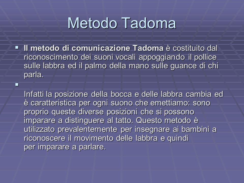 Metodo Tadoma
