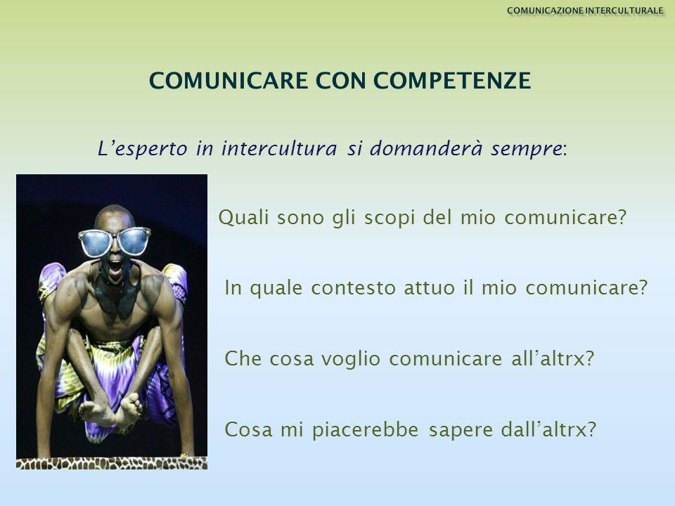 COMUNICARE CON COMPETENZE