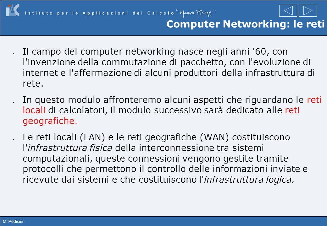 Computer Networking: le reti