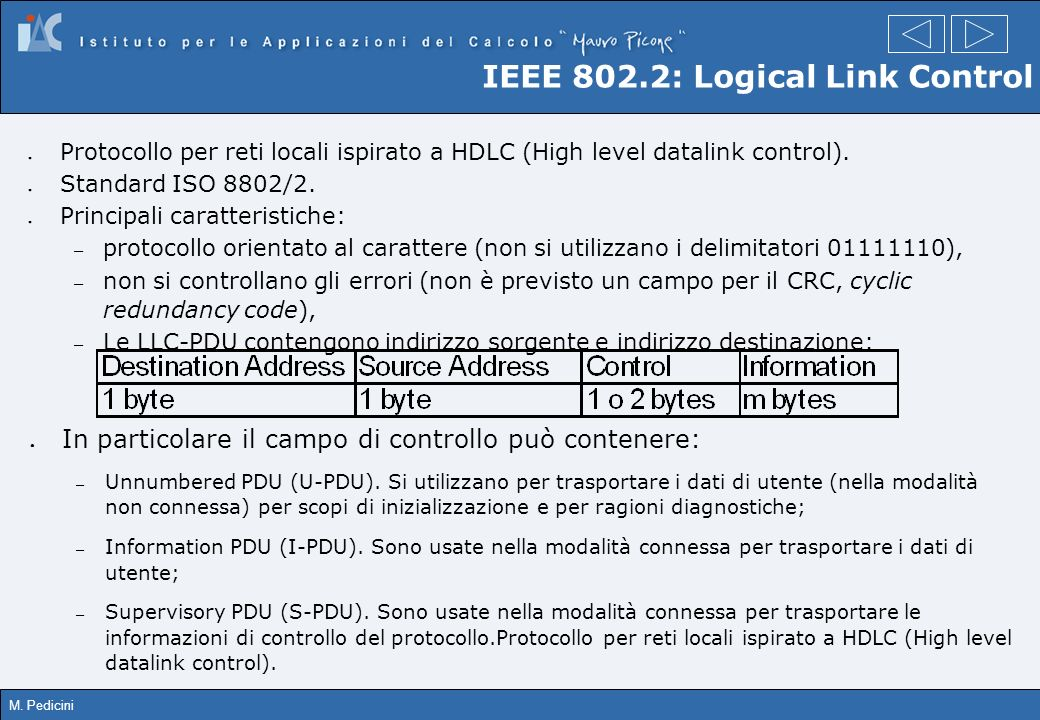 IEEE 802.2: Logical Link Control