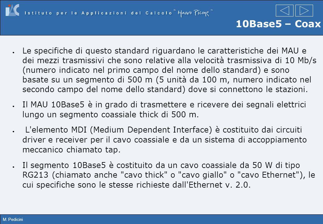 10Base5 – Coax