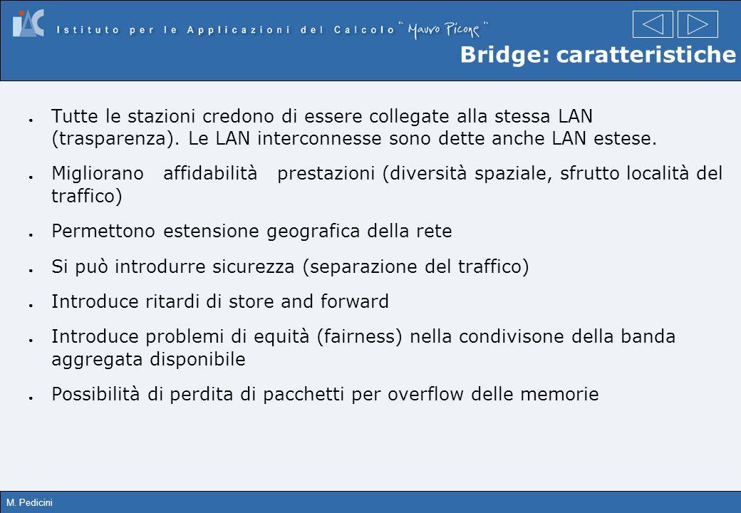 Bridge: caratteristiche