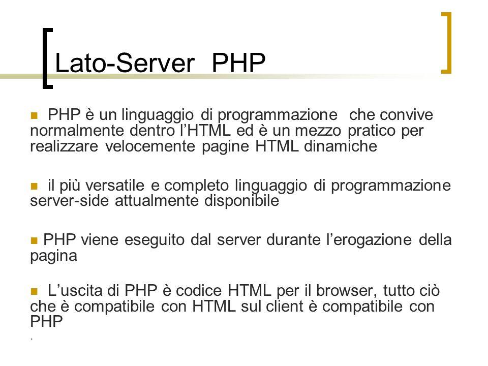 Lato-Server PHP
