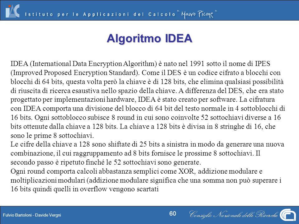 Algoritmo IDEA