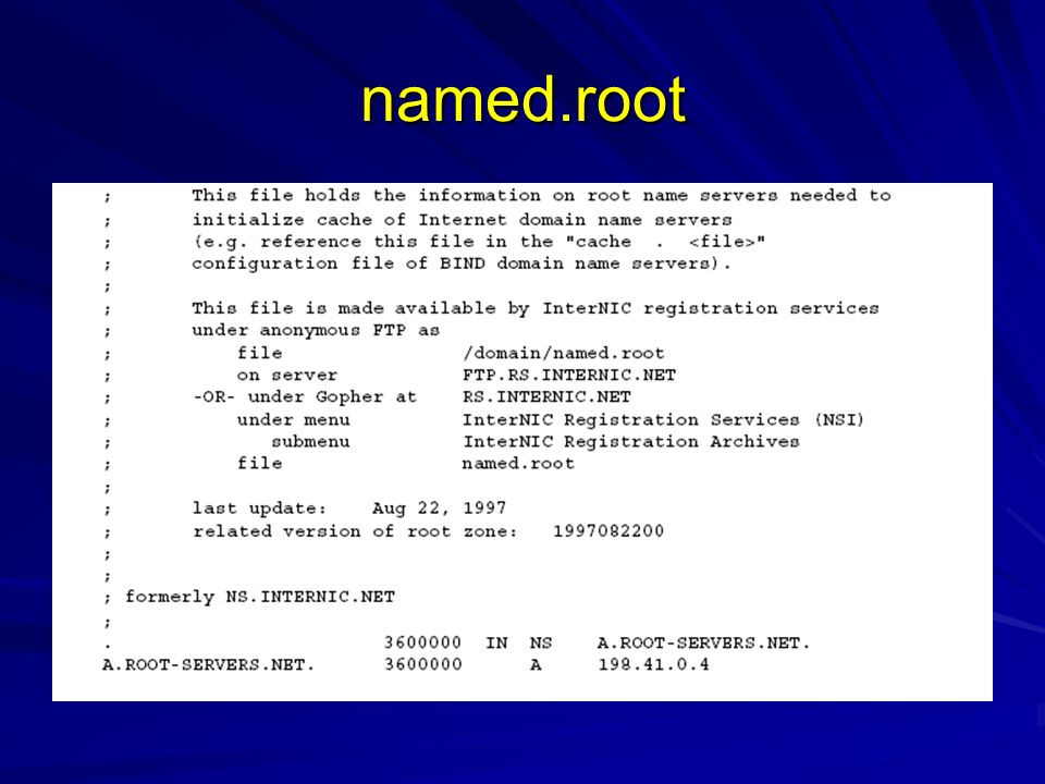 named.root