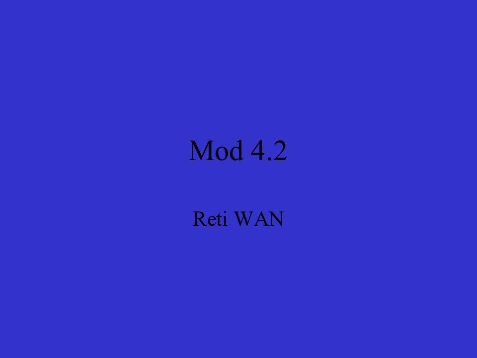 Mod 4.2 Reti WAN