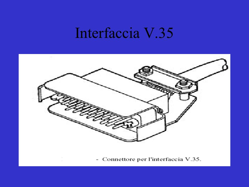 Interfaccia V.35