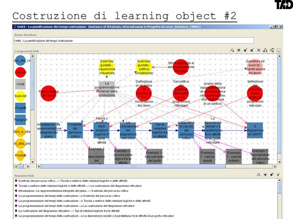 Costruzione di learning object #2