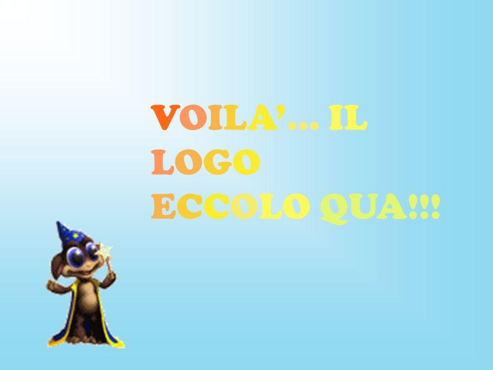 VOILA'… IL LOGO ECCOLO QUA!!!