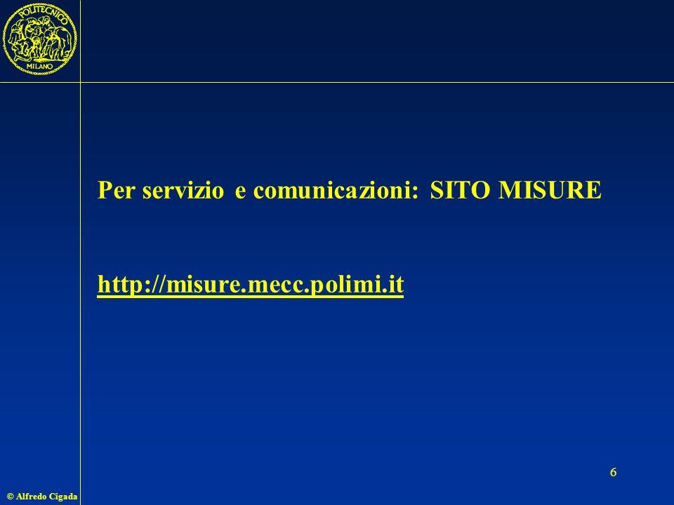 Per servizio e comunicazioni: SITO MISURE