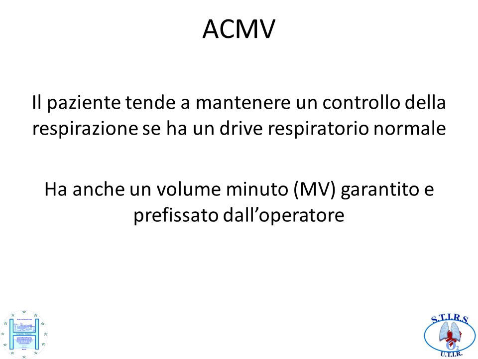 Ha anche un volume minuto (MV) garantito e prefissato dall'operatore