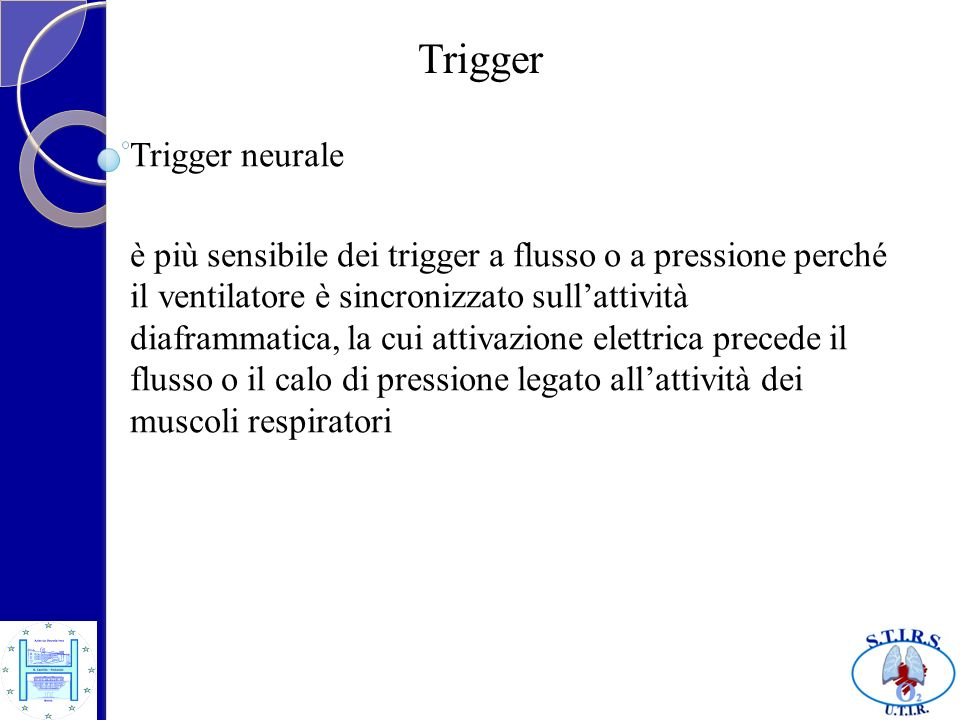 Trigger Trigger neurale