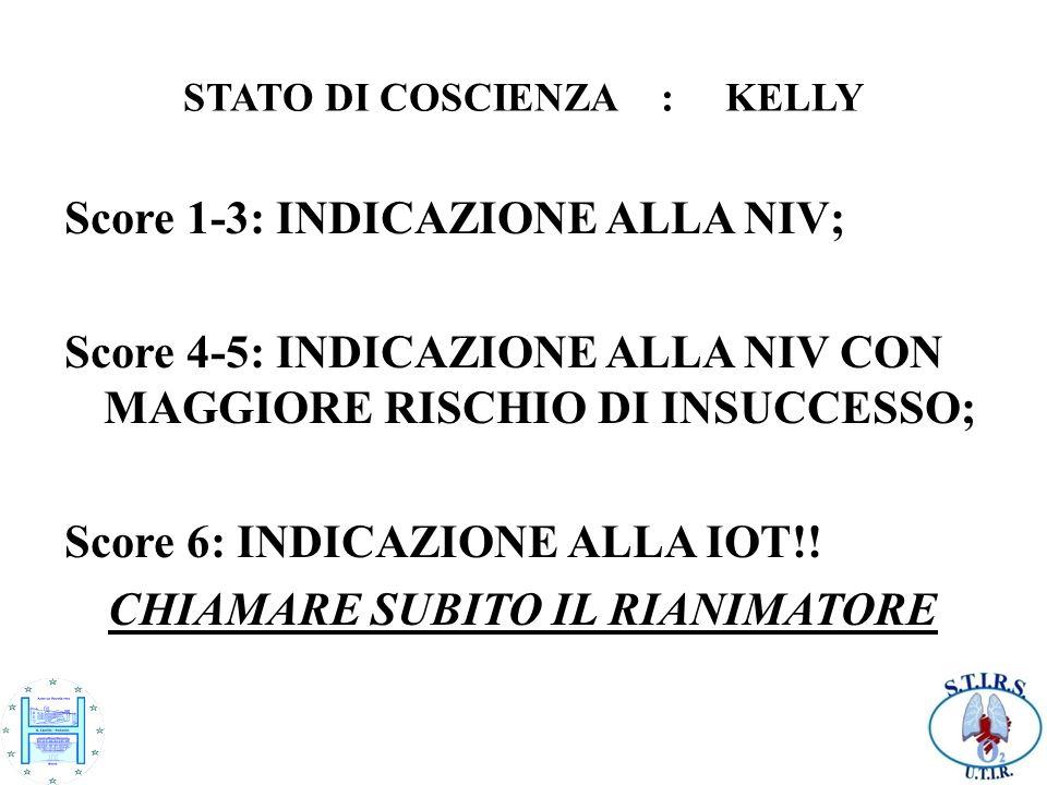STATO DI COSCIENZA : KELLY