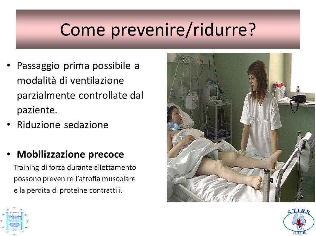 Come prevenire/ridurre