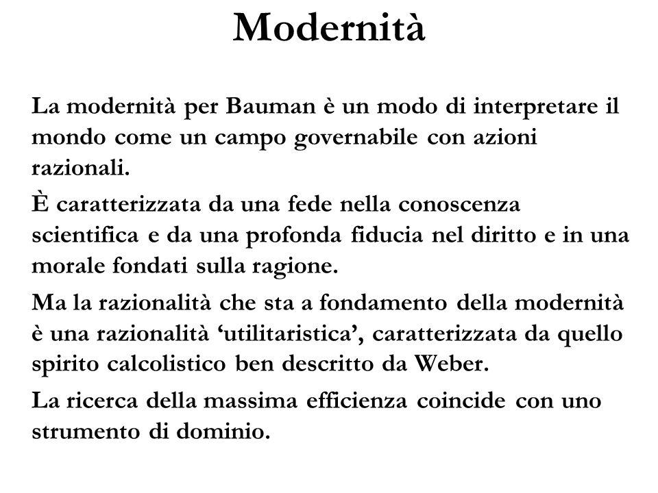 Modernità