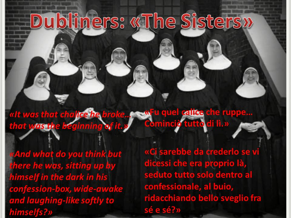 Dubliners: «The Sisters»