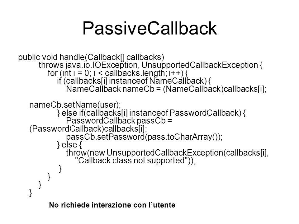 PassiveCallback