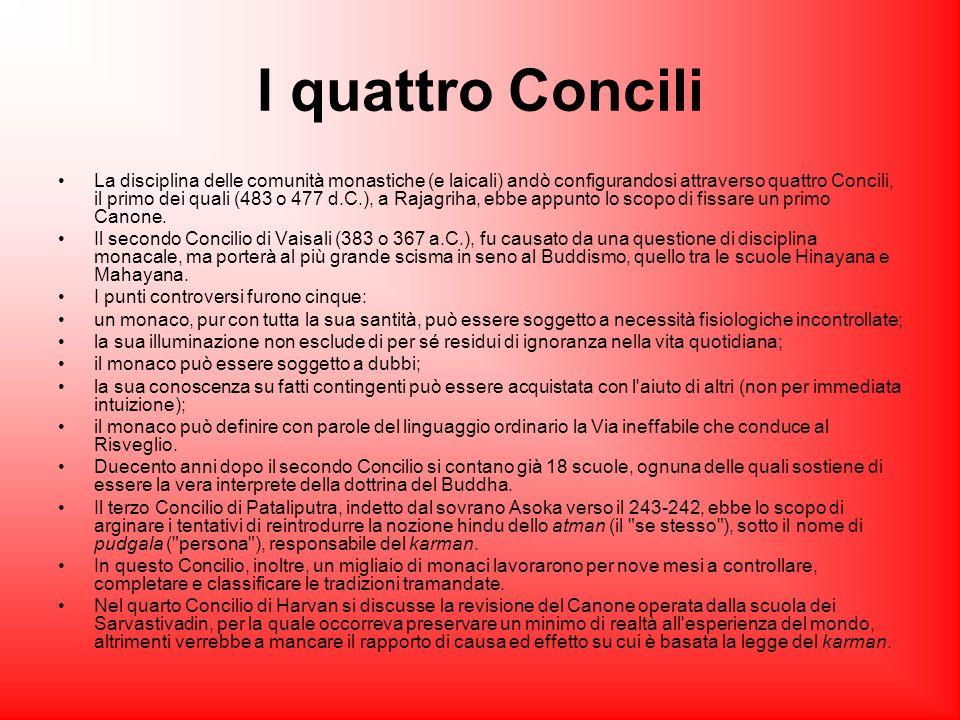 I quattro Concili