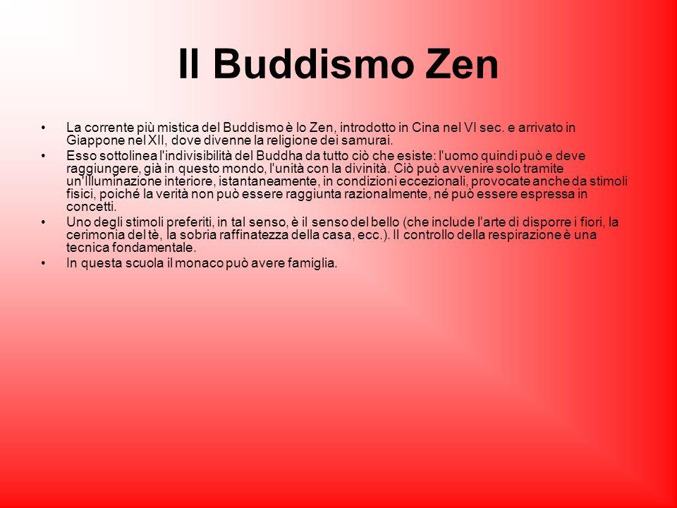 Il Buddismo Zen