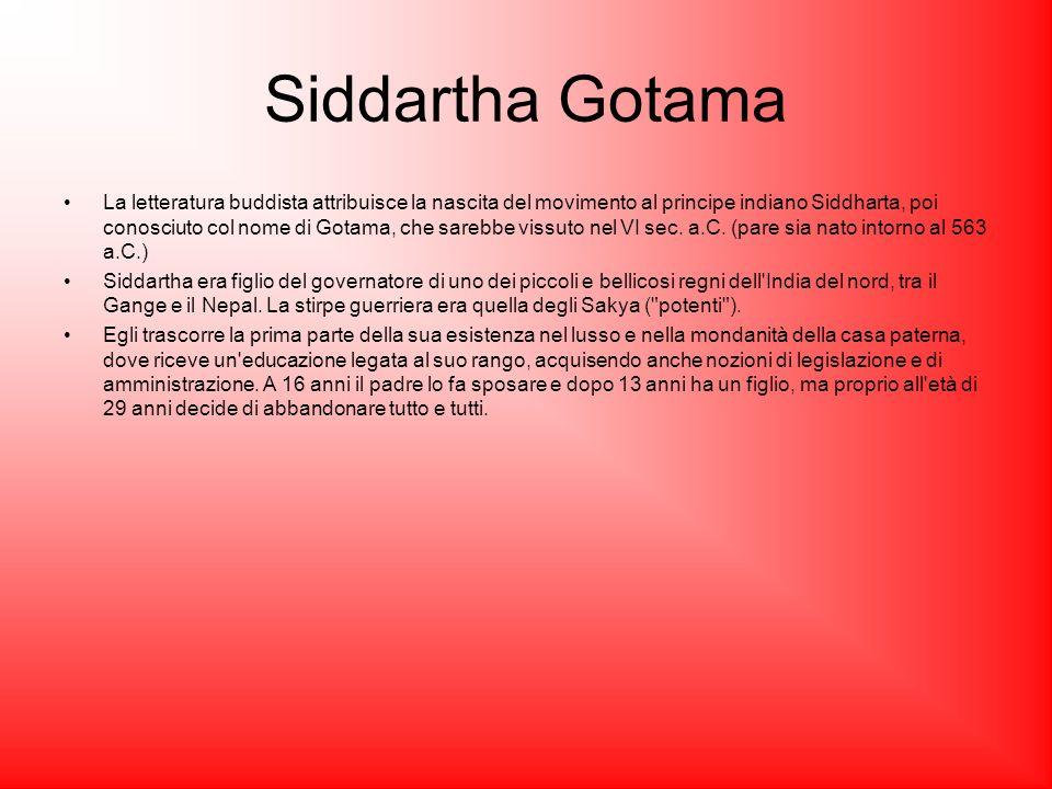 Siddartha Gotama