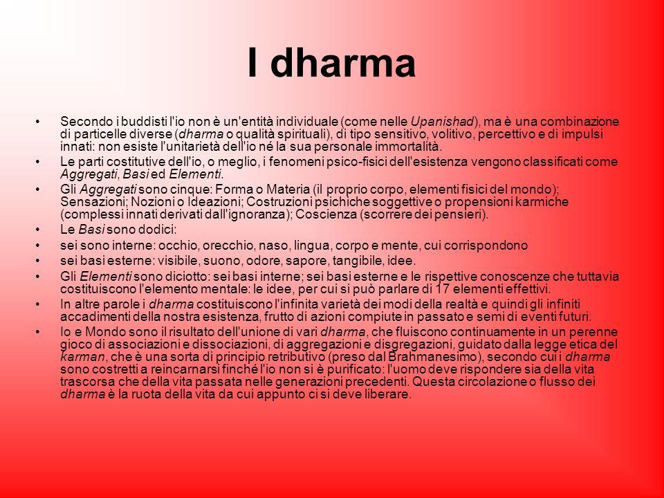 I dharma